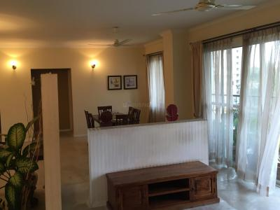 Gallery Cover Image of 1350 Sq.ft 3 BHK Independent Floor for rent in Azad Nagar for 40000