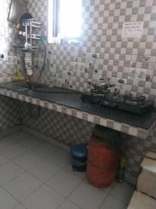 Kitchen Image of PG For Girls in Laxmi Nagar