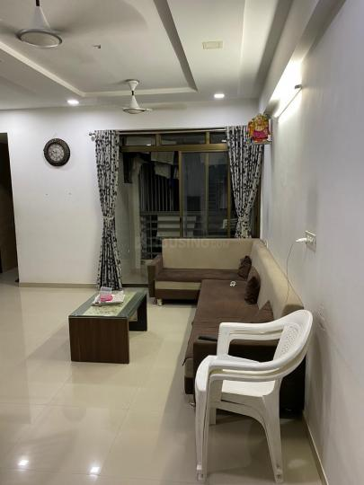 Hall Image of 1350 Sq.ft 2 BHK Apartment for buy in MBA Om Sky, Science City for 8500000