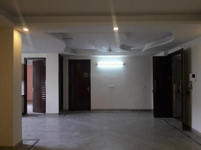 Gallery Cover Image of 1800 Sq.ft 3 BHK Apartment for rent in Said-Ul-Ajaib for 25000