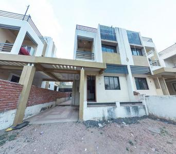 Gallery Cover Image of 1890 Sq.ft 3 BHK Independent House for buy in Uvarsad for 8500000