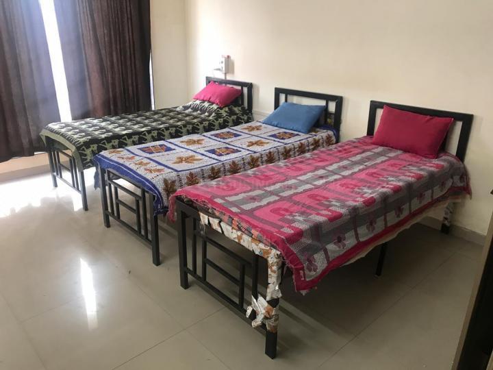 Bedroom Image of Meridian Stays in Powai