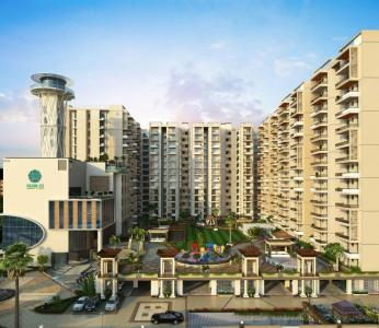 Gallery Cover Image of 1108 Sq.ft 3 BHK Apartment for buy in Anukampa Sky Lounges, Kankha Ki Dhani for 3999000