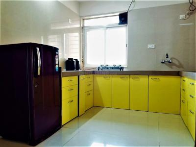 Gallery Cover Image of 1835 Sq.ft 3 BHK Apartment for rent in Thane West for 48000