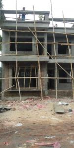 Gallery Cover Image of 1345 Sq.ft 3 BHK Independent House for buy in Lake Life Township, Joka for 4737000