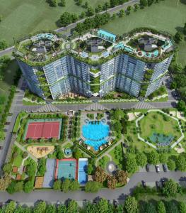 Gallery Cover Image of 1314 Sq.ft 2 BHK Apartment for buy in Sector 99A for 5124600