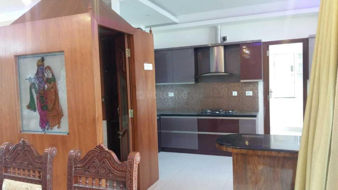 Living Room Image of 1850 Sq.ft 3 BHK Apartment for rent in Rajajinagar for 125000