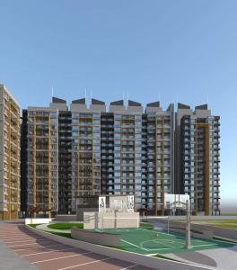 Gallery Cover Image of 1070 Sq.ft 2 BHK Apartment for buy in Zen Estate, Kharadi for 5600000