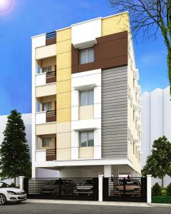 Gallery Cover Image of 935 Sq.ft 2 BHK Apartment for buy in Ambattur for 6900000