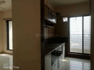 Gallery Cover Image of 1120 Sq.ft 2 BHK Apartment for rent in Airoli for 35000