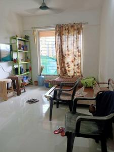 Gallery Cover Image of 600 Sq.ft 1 BHK Apartment for rent in Puraniks City, Thane West for 15000