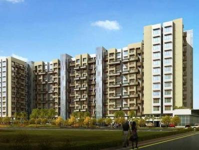 Gallery Cover Image of 1002 Sq.ft 3 BHK Apartment for buy in Goel Ganga Newtown Phase 2, Dhanori for 8400000