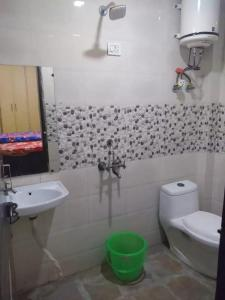 Common Bathroom Image of Smart PG For Girls in Sector 20