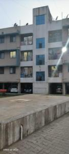 Gallery Cover Image of 550 Sq.ft 1 BHK Apartment for rent in Rasayani for 5800