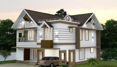 Gallery Cover Image of 2102 Sq.ft 4 BHK Independent House for buy in Nellikunnu for 7000000