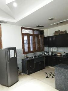 Kitchen Image of Five Star Accommodation (hostal) in Preet Vihar