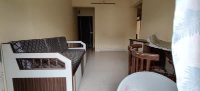 Gallery Cover Image of 650 Sq.ft 1 BHK Apartment for rent in  The Pearl, Vichumbe for 10000