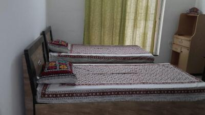 Gallery Cover Image of 1600 Sq.ft 3 BHK Apartment for rent in Rama Swiss County L Building, Thergaon for 30000