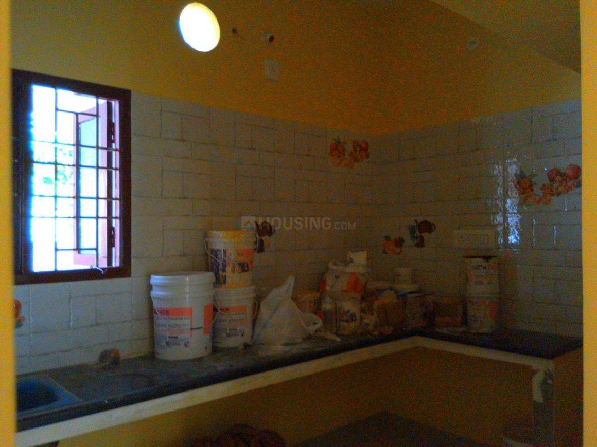 Kitchen Image of 1110 Sq.ft 2 BHK Independent House for buy in Kolathur for 7500000