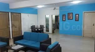 Living Room Image of 700 Sq.ft 2 BHK Apartment for rent in Vashi for 55000