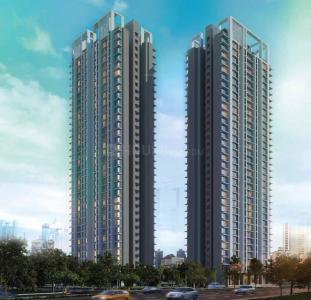 Gallery Cover Image of 496 Sq.ft 2 BHK Apartment for buy in Thane West for 9964000