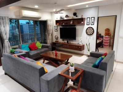 Gallery Cover Image of 2600 Sq.ft 3 BHK Apartment for buy in Iscon JP Iscon Park, Satellite for 17000000
