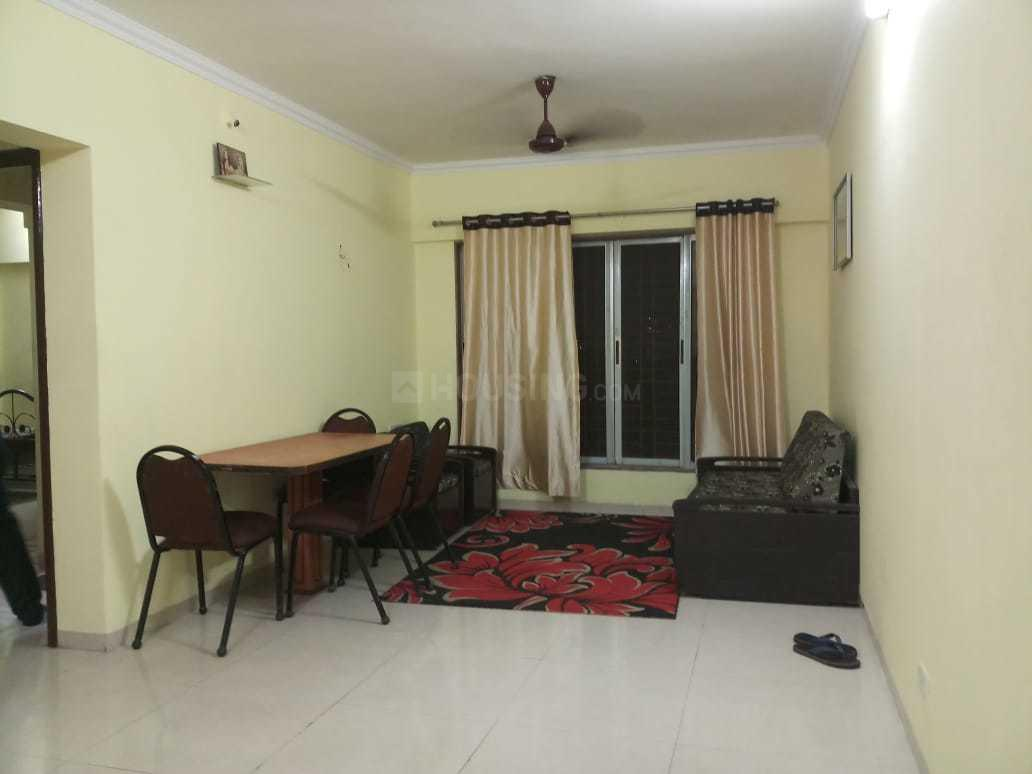 Living Room Image of 900 Sq.ft 2 BHK Apartment for rent in Andheri East for 55000