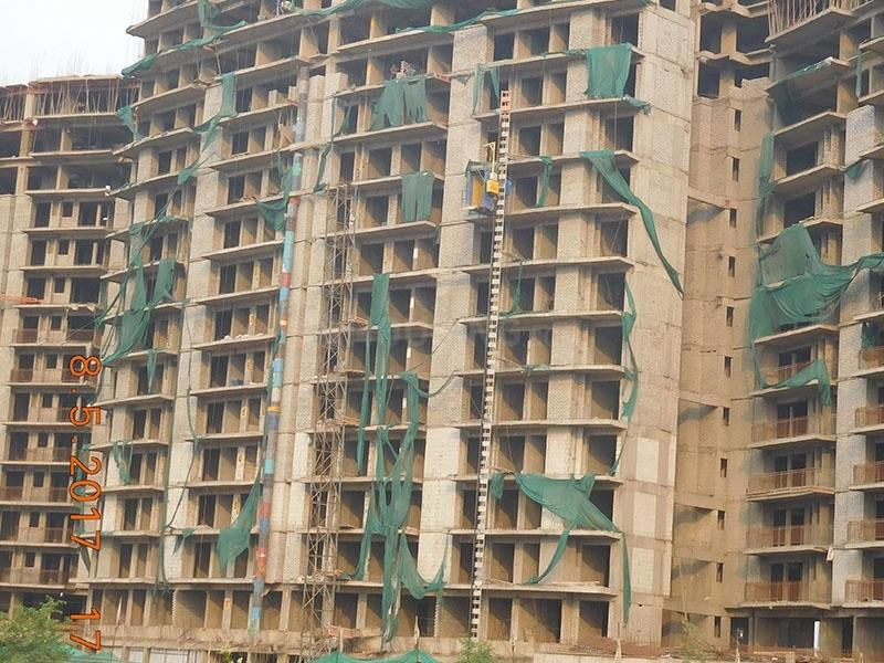 Building Image of 1360 Sq.ft 3 BHK Apartment for buy in Omicron III Greater Noida for 4300000