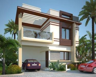 Gallery Cover Image of 1800 Sq.ft 4 BHK Villa for buy in Budigere for 10175800