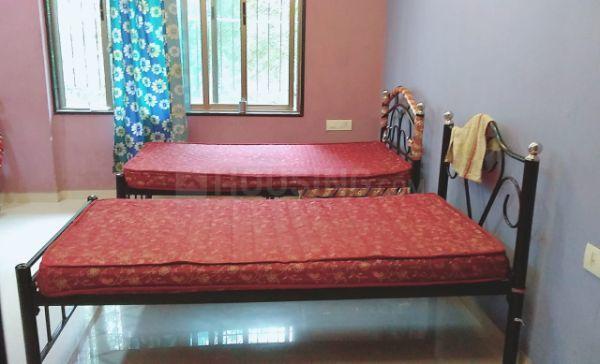 ठाणे वेस्ट में पीजी ठाणे में बेडरूम की तस्वीर
