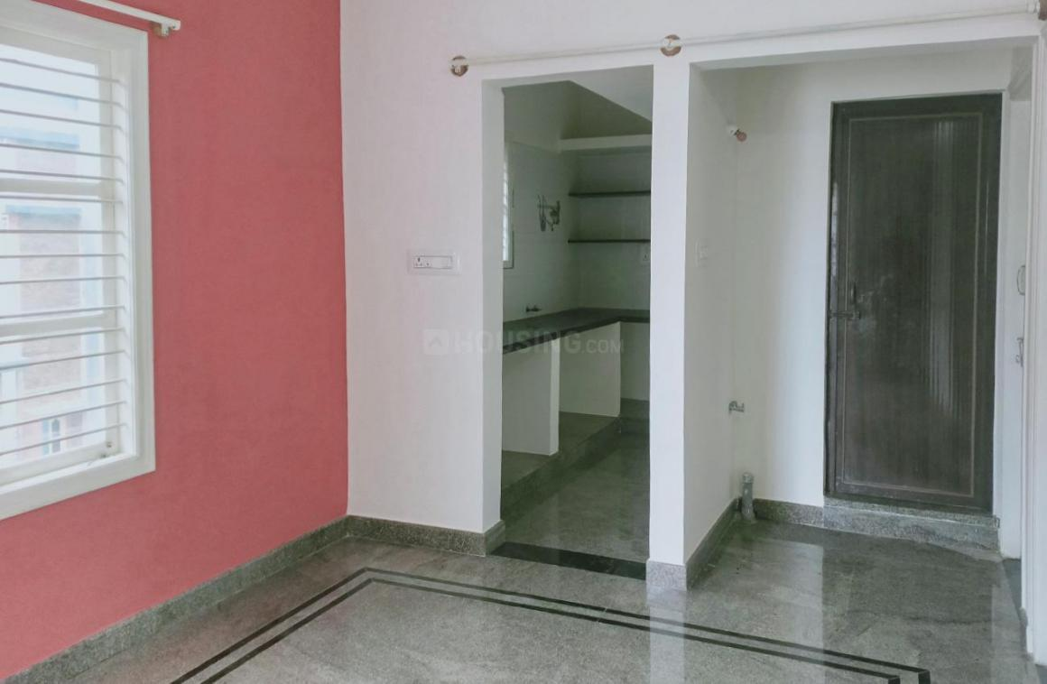 Living Room Image of 850 Sq.ft 2 BHK Independent House for rent in Devarachikkana Halli for 14000