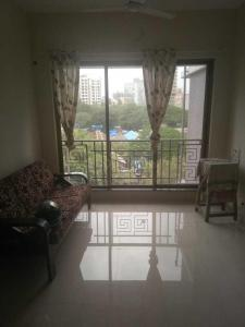 Gallery Cover Image of 650 Sq.ft 1 BHK Apartment for rent in Malad West for 27000