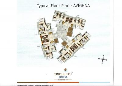 Gallery Cover Image of 764 Sq.ft 1 BHK Apartment for buy in Govandi for 13000000