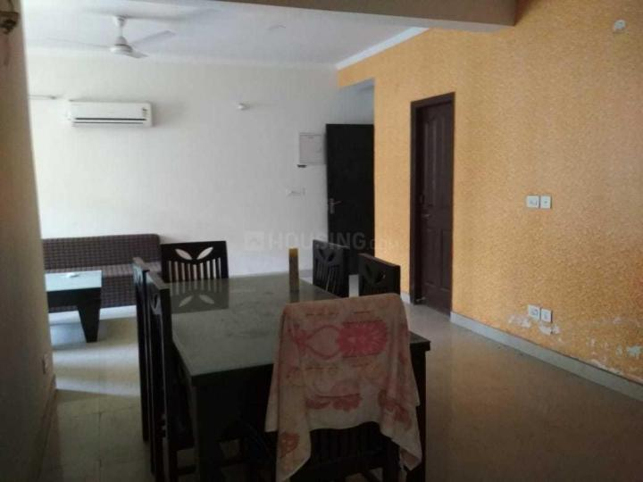 Dining Area Image of 1650 Sq.ft 3 BHK Apartment for rent in Sector 71 for 22000