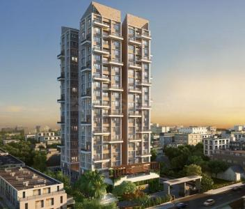 Gallery Cover Image of 2000 Sq.ft 3 BHK Apartment for buy in The Rise, Dum Dum for 12200000