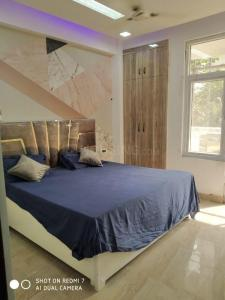 Bedroom Image of 610 Sq.ft 1 BHK Apartment for buy in Ambesten Twin County, Noida Extension for 1625000
