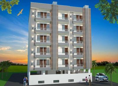 Gallery Cover Image of 750 Sq.ft 2 BHK Apartment for buy in Hark Sai Enclave, Sector 49 for 2100000