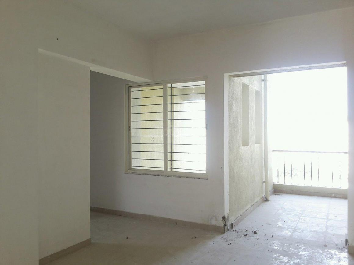 Living Room Image of 950 Sq.ft 2 BHK Apartment for rent in Wagholi for 13000