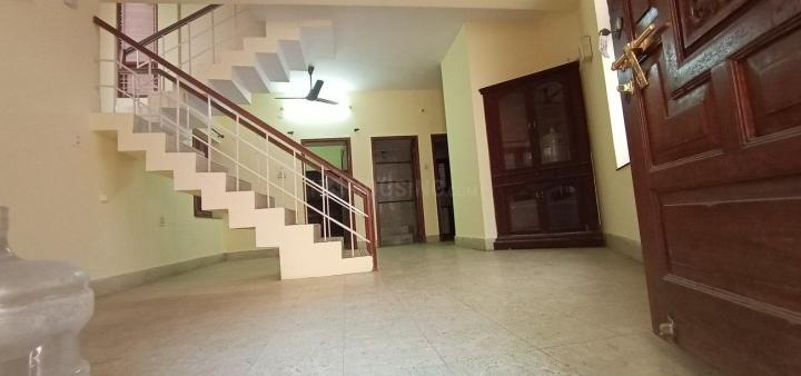Main Entrance Image of 1500 Sq.ft 3 BHK Independent House for rent in Murugeshpalya for 40000