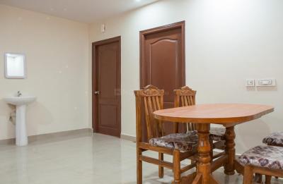 Dining Room Image of 105/ A-2 Alladin County in Sanath Nagar