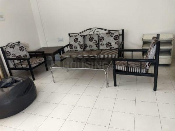 रमेश हर्मिज़ हेरिटेज फेज 2, येरवाड़ा  में 1  खरीदें  के लिए 2, Sq.ft 1 BHK अपार्टमेंट के लिविंग रूम  की तस्वीर