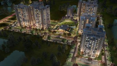 Gallery Cover Image of 1276 Sq.ft 2 BHK Apartment for buy in Eldeco Accolade, Sector 2, sohna for 6800000