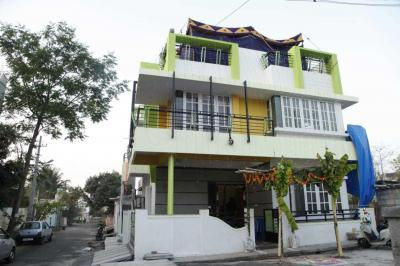 Gallery Cover Image of 1300 Sq.ft 4 BHK Independent Floor for rent in Mallathahalli for 20000