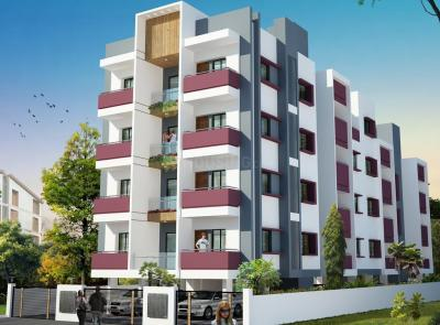 Gallery Cover Image of 1120 Sq.ft 2 BHK Apartment for buy in Champapet for 4850000