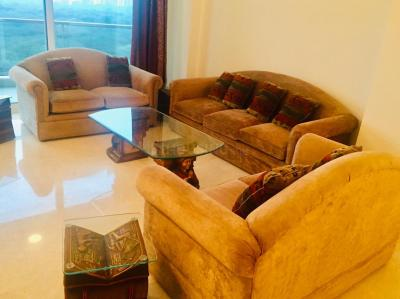 Gallery Cover Image of 2700 Sq.ft 3 BHK Apartment for rent in DLF The Crest, Sector 54 for 170000