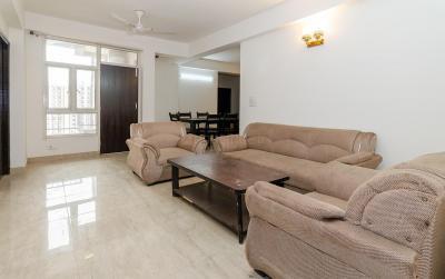 Living Room Image of Vivek Nest 1104 in Sector 74