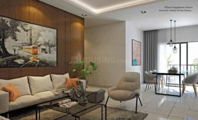 Gallery Cover Image of 1969 Sq.ft 4 BHK Apartment for buy in Srijan Natura, New Alipore for 11223300