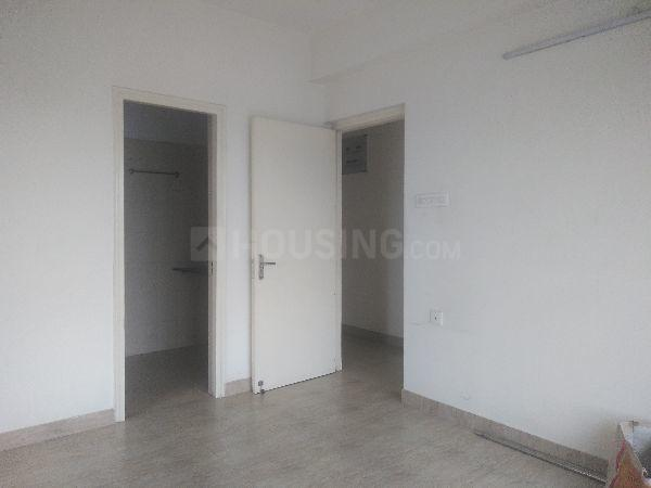 Bedroom Image of 1528 Sq.ft 3 BHK Apartment for rent in Space Club Town Greens, Belghoria for 19000