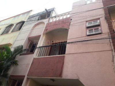Gallery Cover Image of 500 Sq.ft 1 RK Independent Floor for rent in KK Nagar for 10000