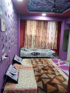 Bedroom Image of Soniya Pg. in Kopar Khairane